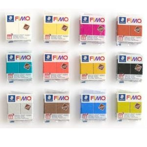 FIMO Leather Effect 12 Colours