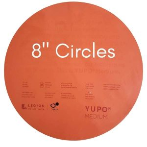 Yupo Rounds 8 inch 10 pack