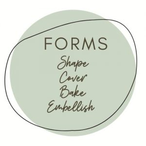 Forms to Cover and Embellish