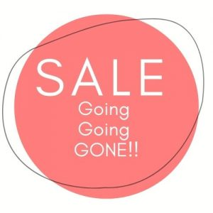 Awesome Deals-Going, Going, Gone!