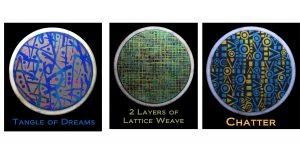 3 NEW Helen Breil silk screen designs