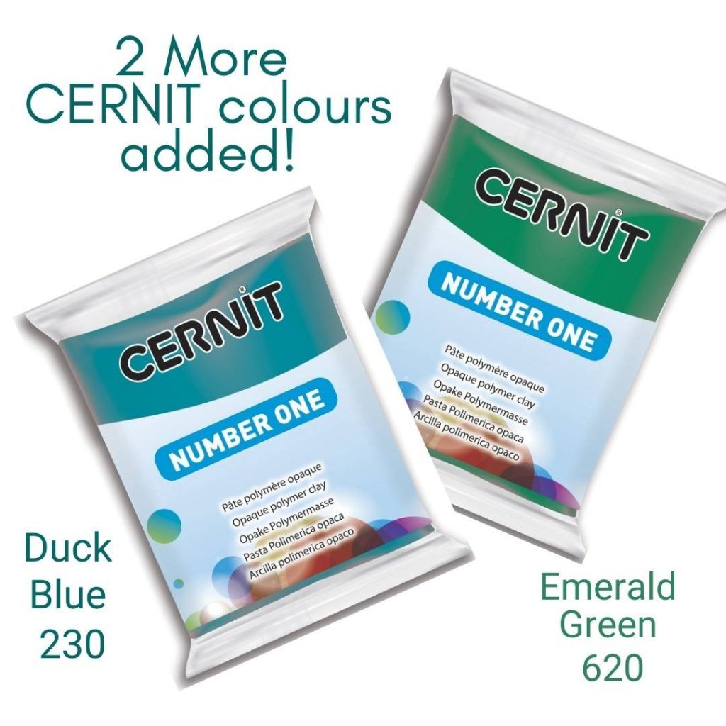 Cernit Number One Polymer Clay