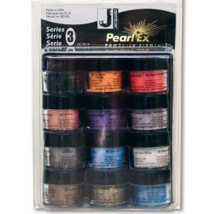 Pearl Ex Powder Pigments Series 3