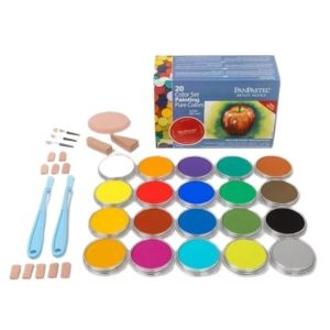 PanPastel Pure Colour Set 20