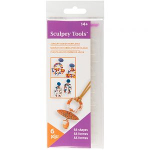 Sculpey Tools Jewelry Template