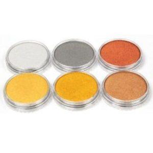 PanPastel Metallics set of 6