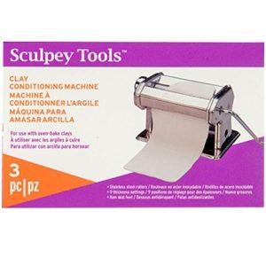 Polyform-Sculpey Clay Conditioning Machine