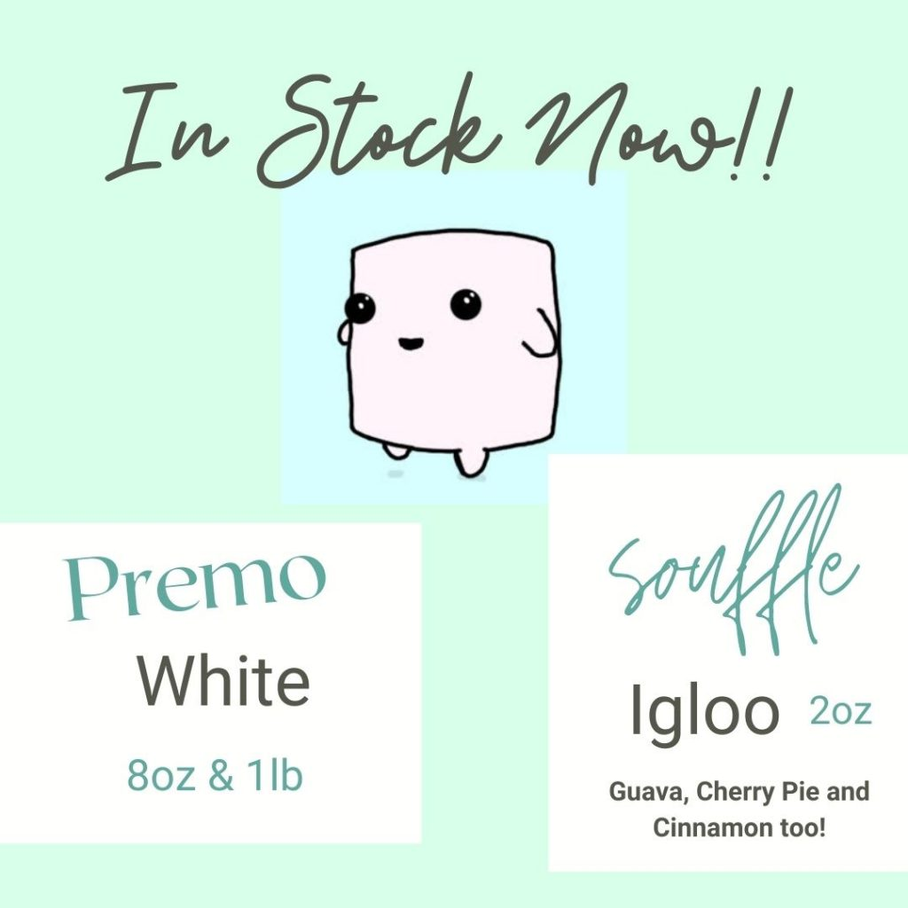 Igloo and White are back!
