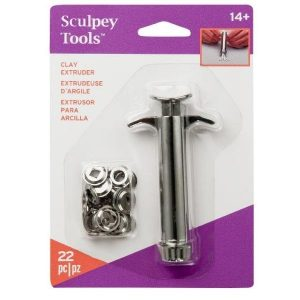Sculpey Clay Extruder for polymer clay