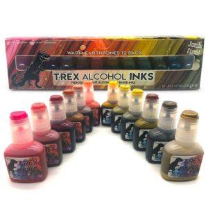 T-REX Warm Set of 12 Jumbo bottles